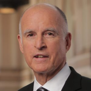 Governor Brown, Still Defying The United States